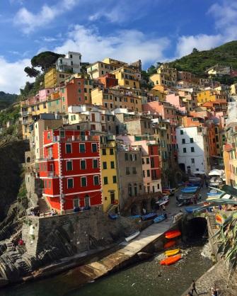 Riomaggiore by Italy In Luv