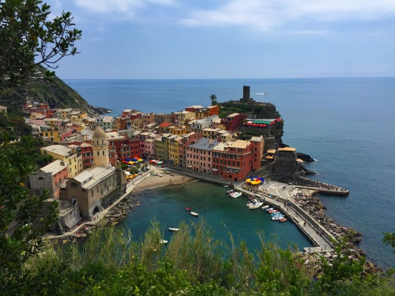 Vernazza by Italy In Luv