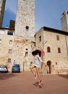 San Gimignano by Italy In Luv